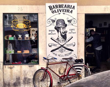 Barbearia_Oliveira_Alfama_Lisbon